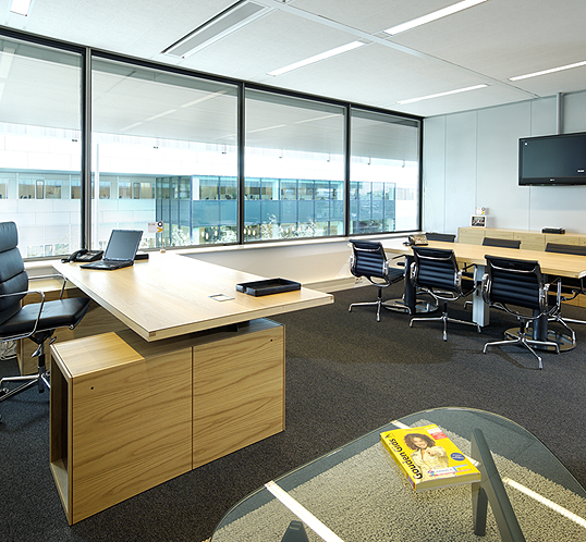 office with desks
